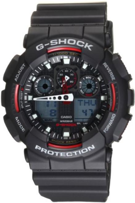 Casio Men's GA100-1A4 G-Shock Sport Watch [Watch] Casio