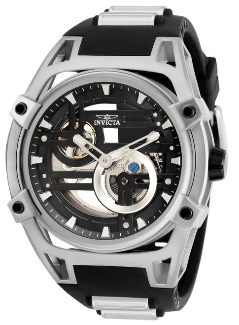 Invicta Men's 32353 Akula Automatic Multifunction Black Dial Watch