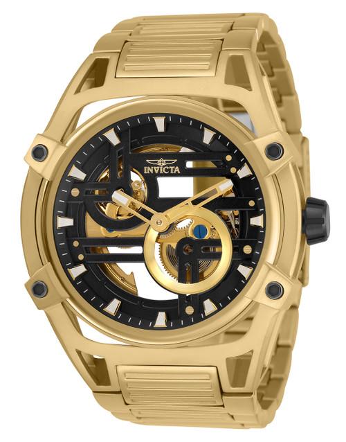 Invicta Men's 32356 Akula Automatic Multifunction Black Dial Watch