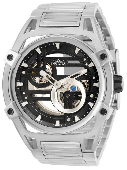 Invicta Men's 32360 Akula Automatic Multifunction Black Dial Watch
