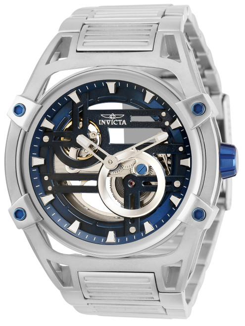 Invicta Men's 32361 Akula Automatic Multifunction Blue Dial Watch