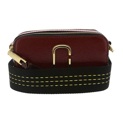 Marc Jacobs Snapshot Cranberry Multi One Size …
