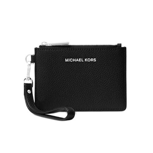 MICHAEL Michael Kors Mercer Pebble Leather Coin Purse …