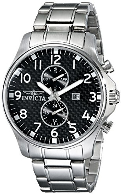 Invicta Men's 0379 II Collection Stainless Steel Watch [Watch] Invicta