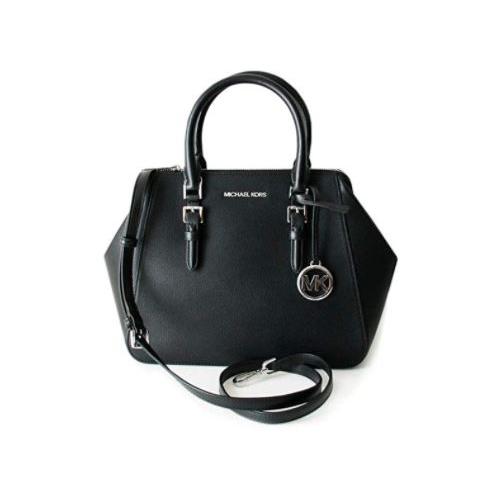 Michael Kors Charlotte Black Handbag