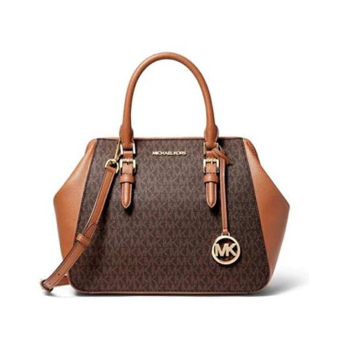 Michael Kors Charlotte Brown Handbag