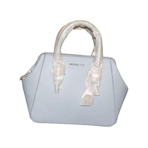Michael Kors Charlotte Large satchel (pale blue)