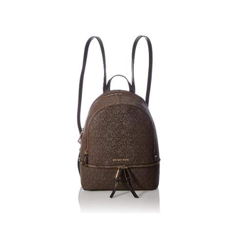 Michael Kors Rhea Ladies Medium Two Tone Leather Casual daypack 30S7GEZB1B-292 …