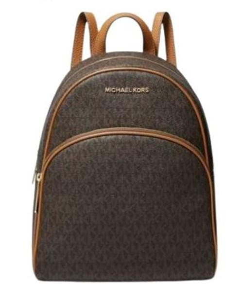 MICHAEL Michael Kors Abbey Fashion Backpack (brown/acorn)…