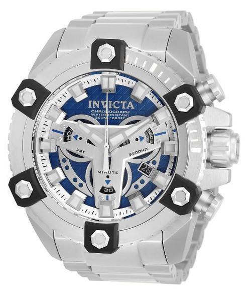 Invicta Men's 30904 Coalition Forces Quartz Multifunction Blue Dial Watch
