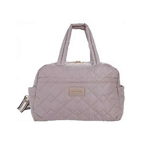 Marc Jacobs Quilted Nylon Large Bag Bark One Size …