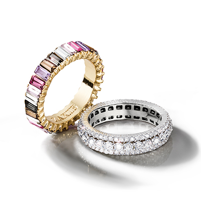 Multicolor & Statement Rings For Women