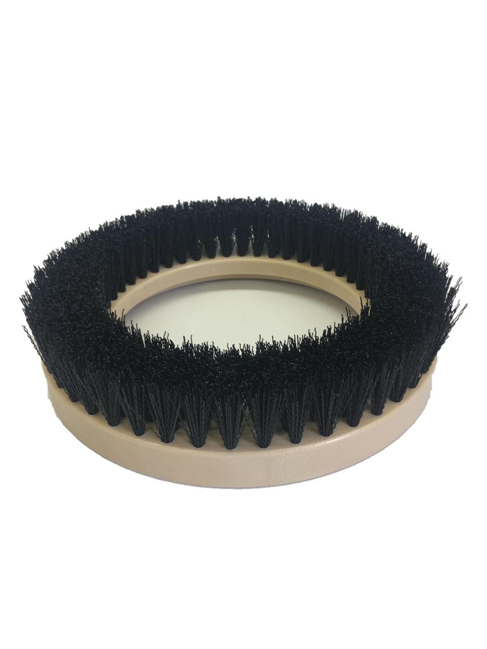 "9"" Flat Coarse Brush, 1.25"" bristle, Nylon, #3 brush alone"
