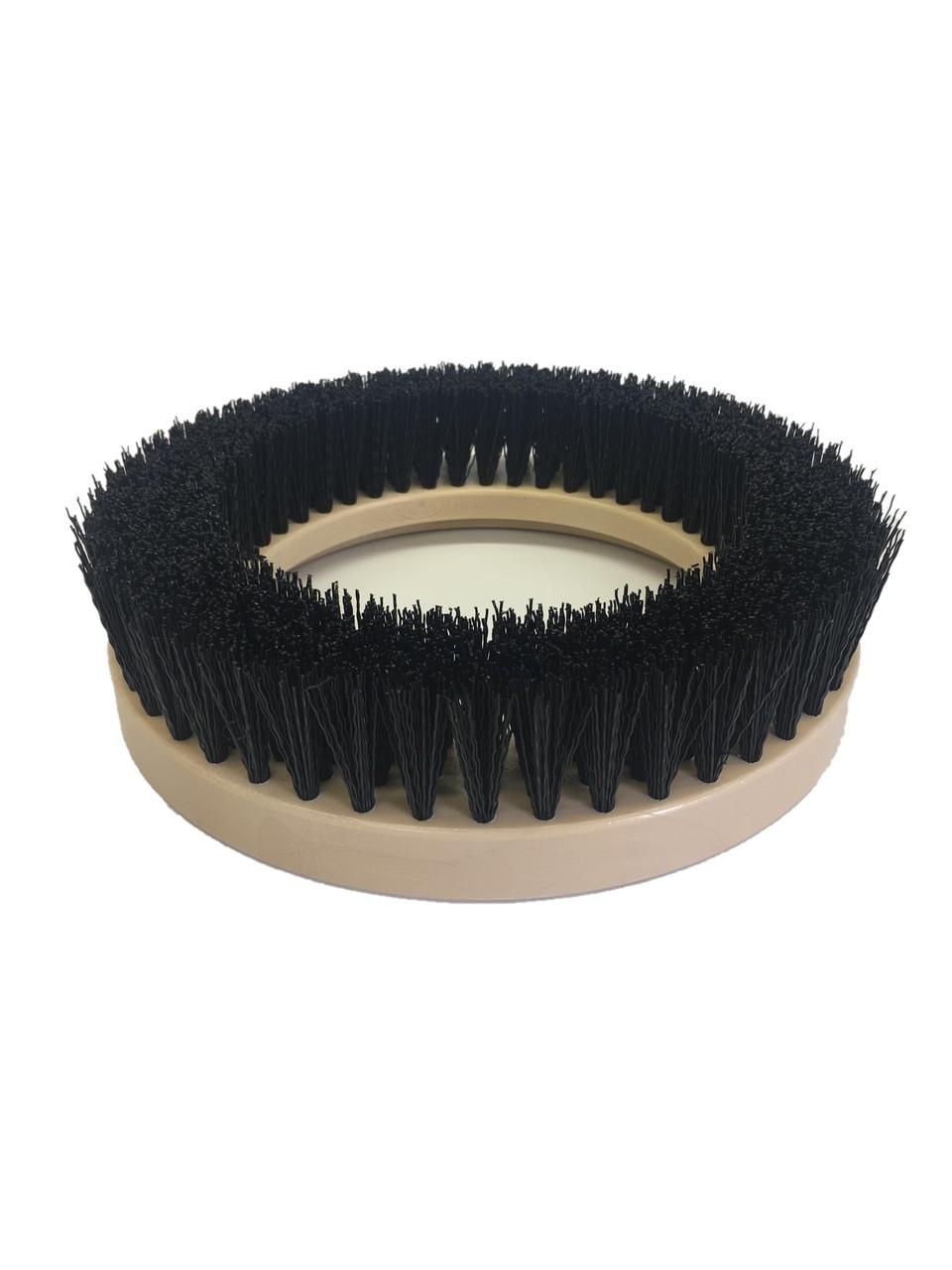 "9"" Flat Coarse Brush, 1.5"" bristle, PolyPro, #3 brush alone"