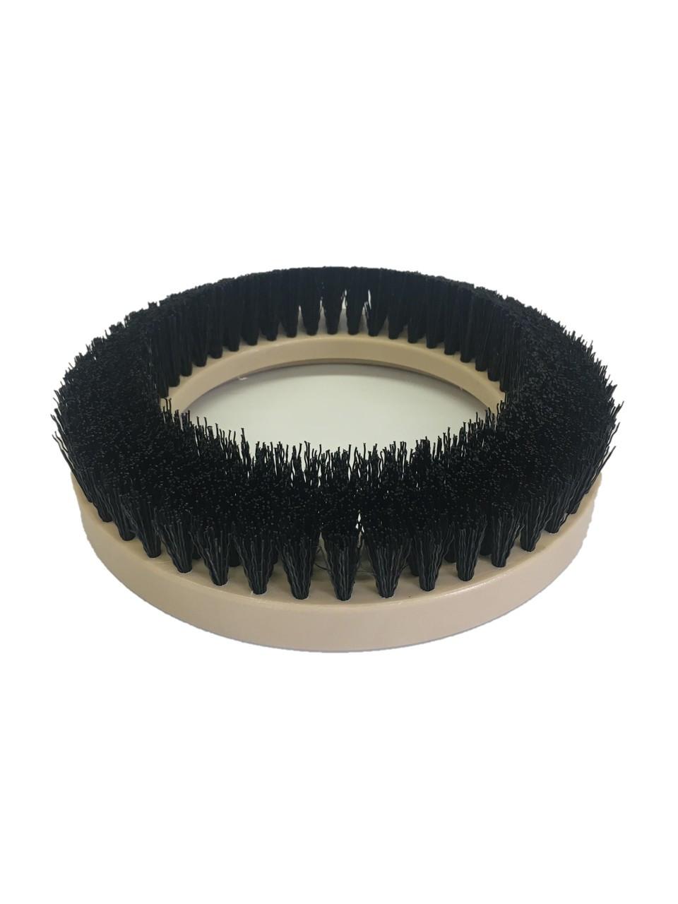 "9"" Flat Medium Brush, Inside Bevel, PolyPro, #2 brush alone"