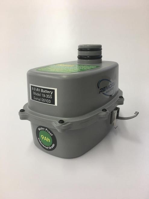 9 Ah Standard Battery, 12vdc