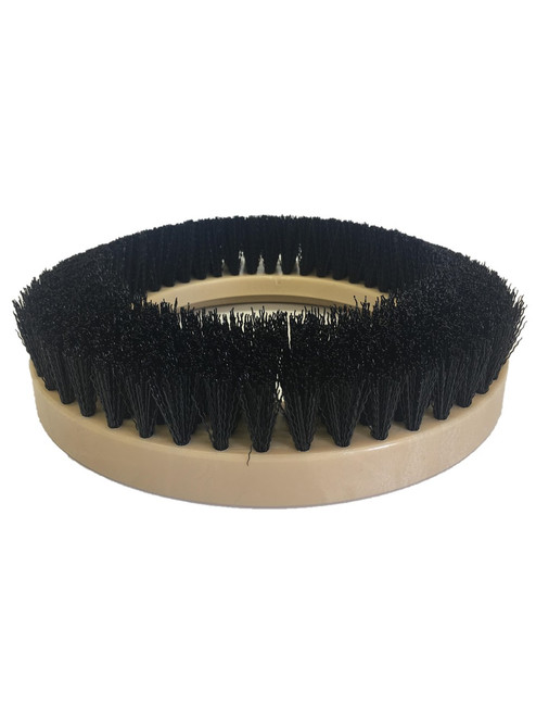"9"" Flat Medium Brush, Inside Bevel, Nylon, #2 brush alone"