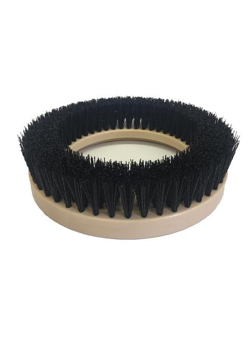 """9"""" Flat Extra Coarse Brush, 1.5"""" bristle, PolyPro, #4 brush alone"""