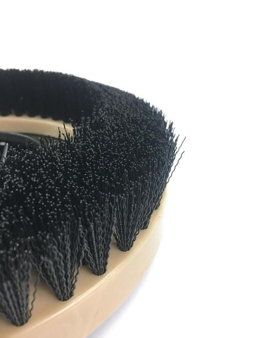 """9"""" Brush/Impeller Set, Coarse, Inside Bevel, Nylon, #3"""