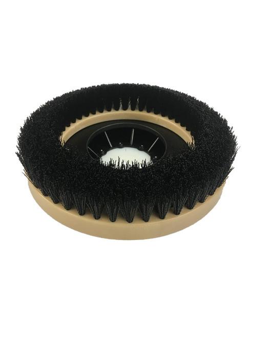 """9"""" Brush/Impeller Set, Extra Coarse, Inside Bevel, Nylon, #4"""
