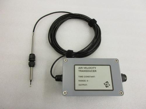 "Air Velocity Transducer w/6"" probe (omni-directional)"