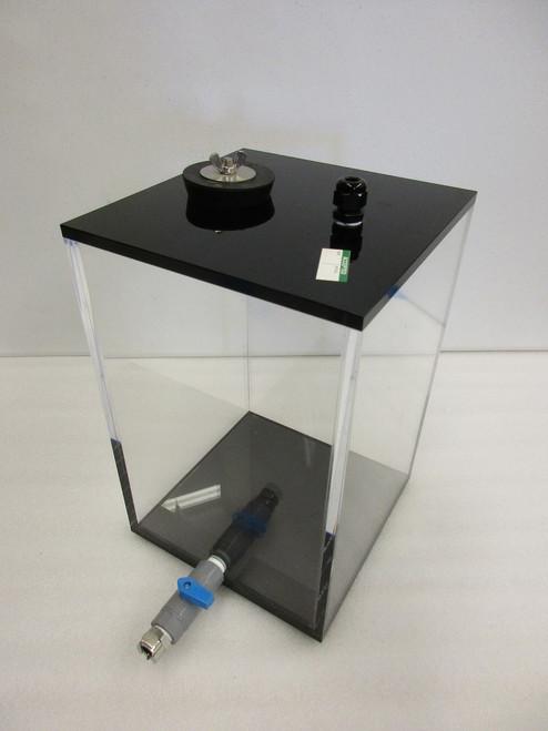 Fluid Reservoir Assy, 2.5 Gal, Acrylic