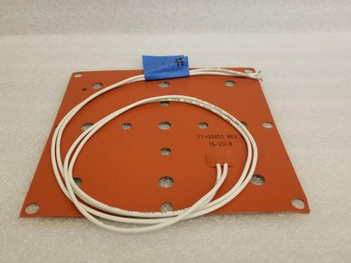 Heater, Test Plate 8.2