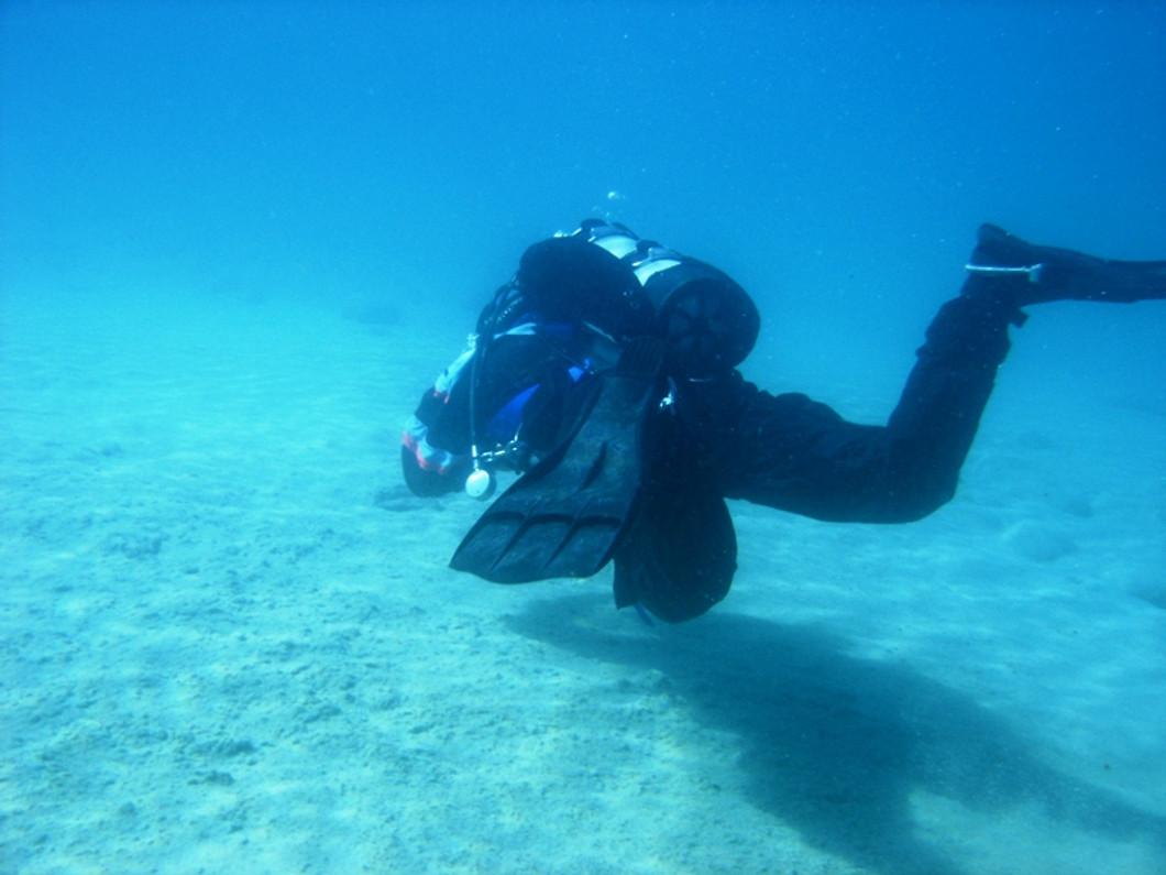 Buoyancy Control: part 1