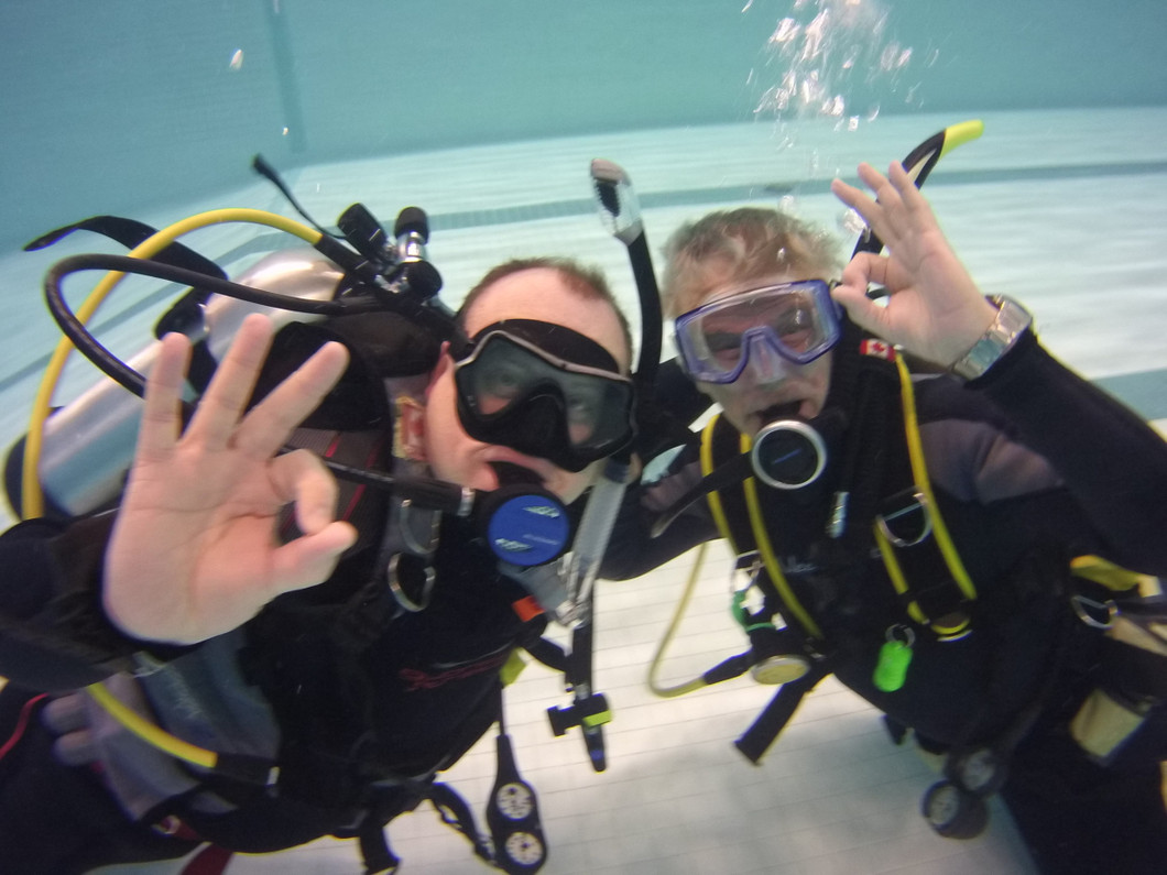 How to keep up your Scuba skills during Covid