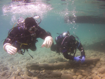 Advanced Buoyancy Course - Open Water