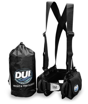 Used Weight Harness for Scuba Diving