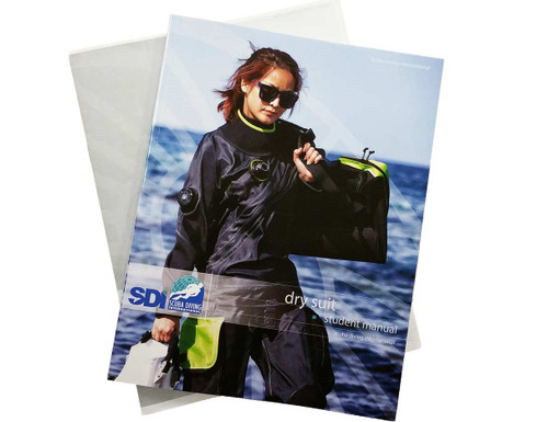 Drysuit Diver Manual