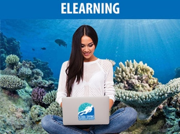 Online Training - Discover Scuba