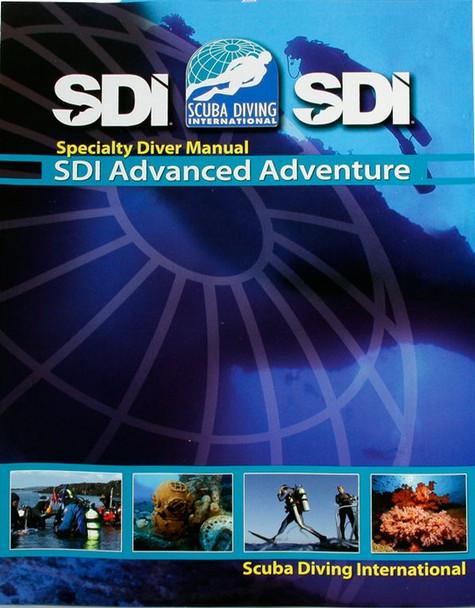 Adventure Diver Manual