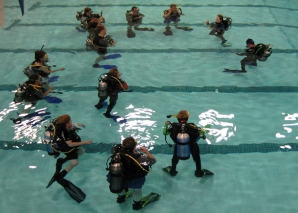 Classroom & Pool - Individual Registration