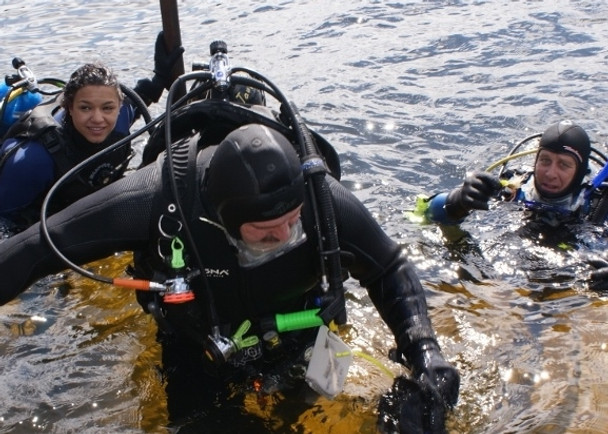 Cold Water Diver Course