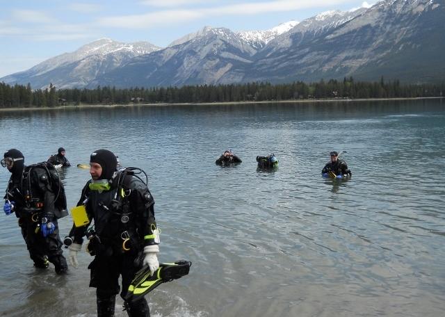 Jasper Scuba Diving