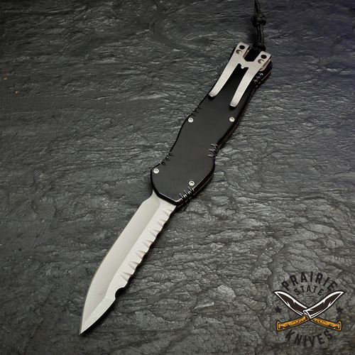 Heretic Knives Hydra with Battle Worn Finish