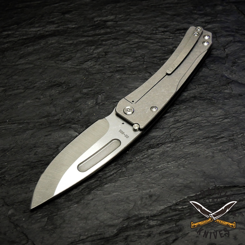 Medford Slim Midi with Drop Point blade