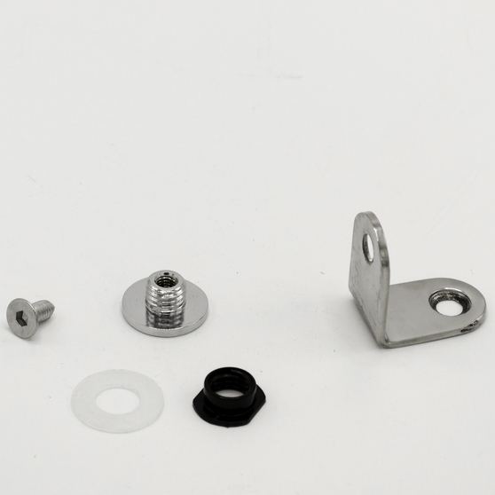 Glass Assembly Hardware