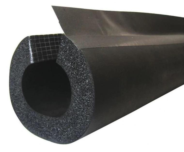"""3/4"""" Pipe Insulation, 1/2"""" Wall"""