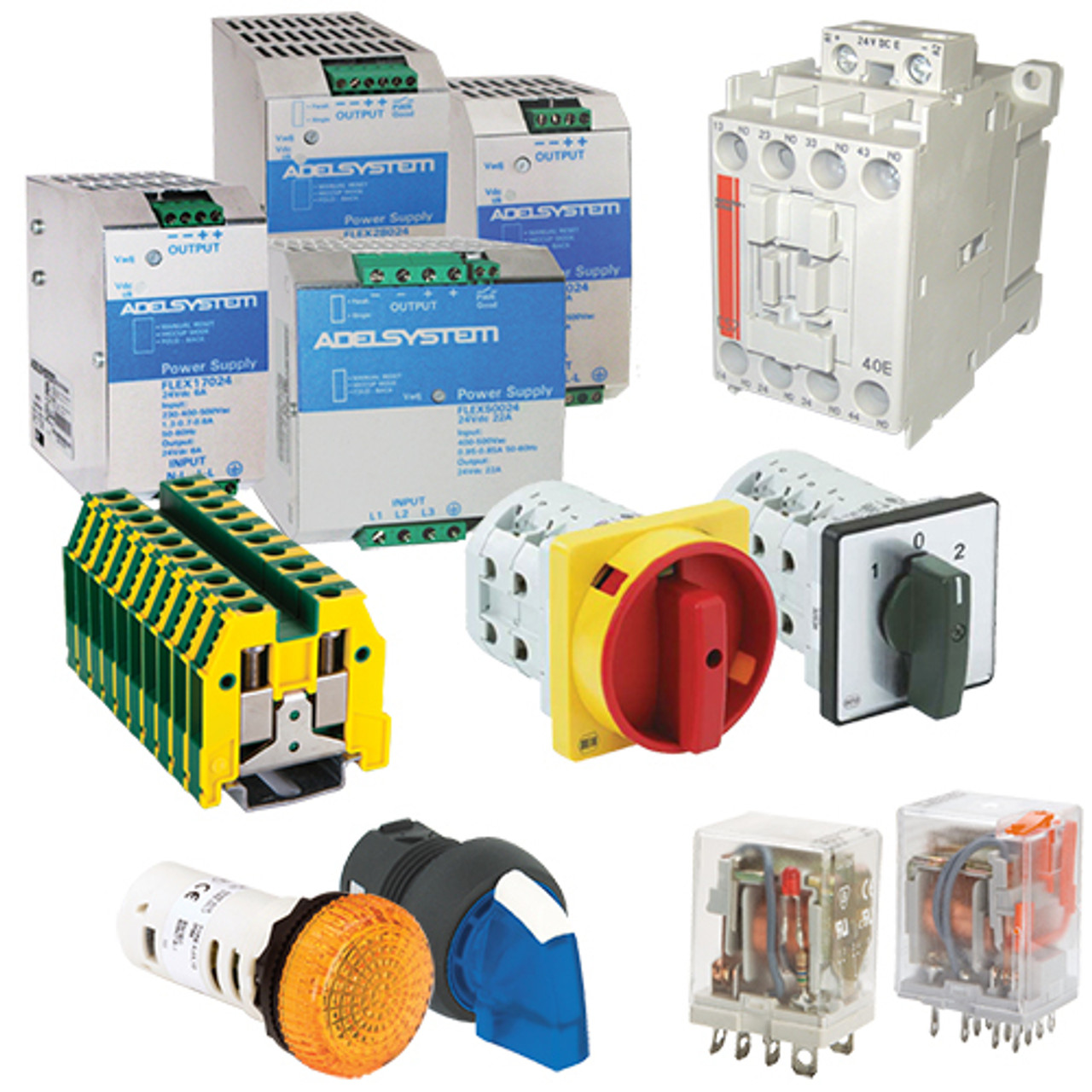 Circuit Devices & Relays