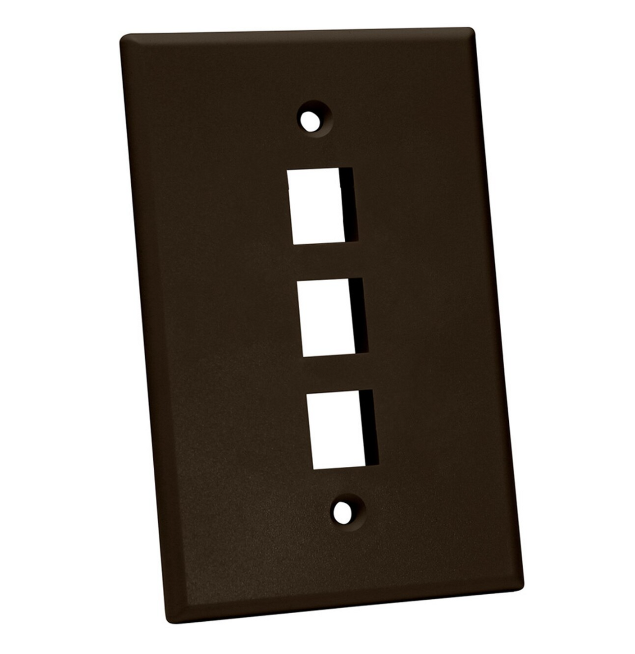 3-Port Keystone Plates