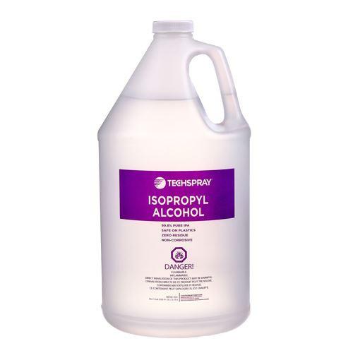 TechSpray 1610-G4 1 Gallon Technical Grade Isopropyl Alcohol 99.8% IPA - 4/cs
