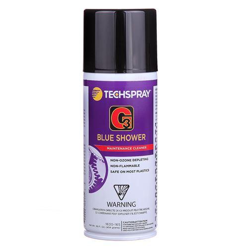 TechSpray 1630-16S 16 oz. G3 Blue Shower Maintenance Cleaner