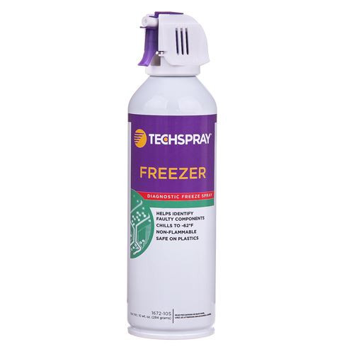 TechSpray 1672-10S 10oz Aerosol Freezer