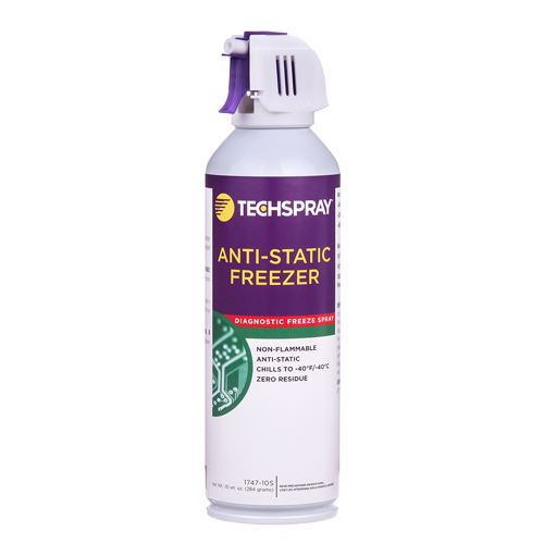 TechSpray 1747-10S 10 oz. Anti-Static Freezer
