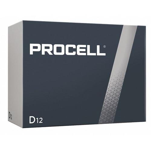 Duracell Procell PC1300 D Alkaline Batteries, Box of 12