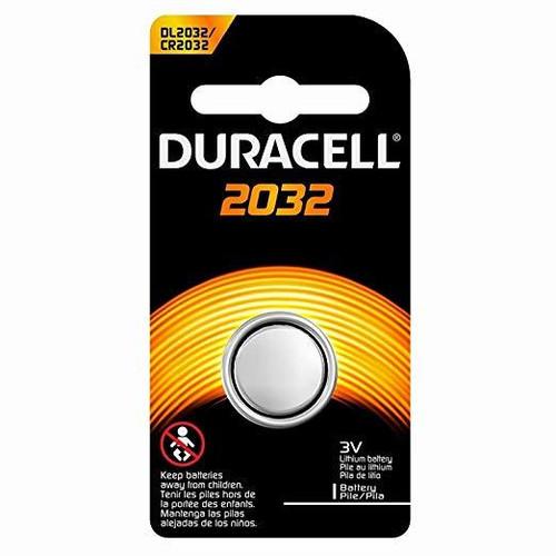 Duracell CR2032 Lithium Coin Battery
