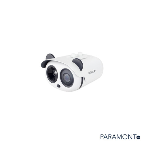 InVid Tech SEC-BODYTEMPCAM1 Body Temperature Detection Network Camera